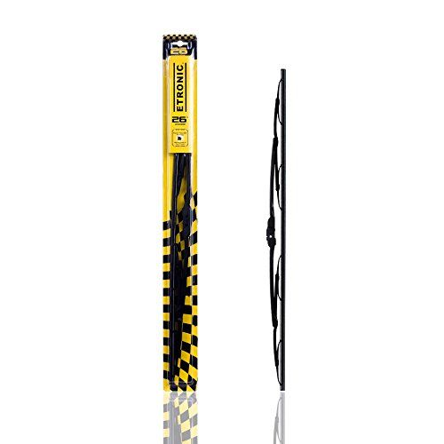 "Etronic ® Heavy Duty All Season Wiper Blade - 26"" (Pack of 1) - http://www.caraccessoriesonlinemarket.com/etronic-heavy-duty-all-season-wiper-blade-26-pack-of-1/  #Blade, #Duty, #Etronic, #Heavy, #Pack, #Season, #Wiper #Fall-Winter-Driving, #Replacement-Parts, #Wiper-Blades, #Wiperblades"