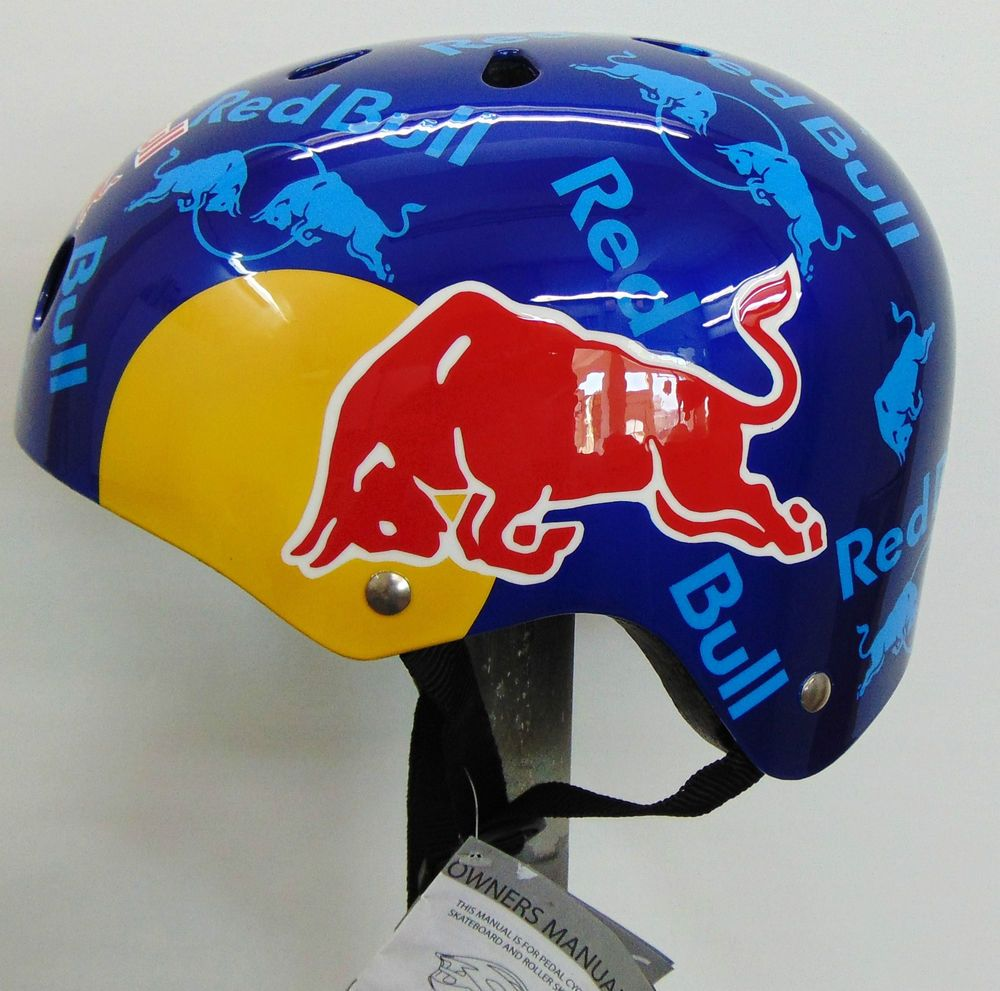 red bull bmx helmet special edition bike accessories. Black Bedroom Furniture Sets. Home Design Ideas