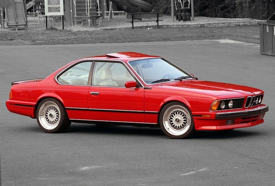M635CSi E24