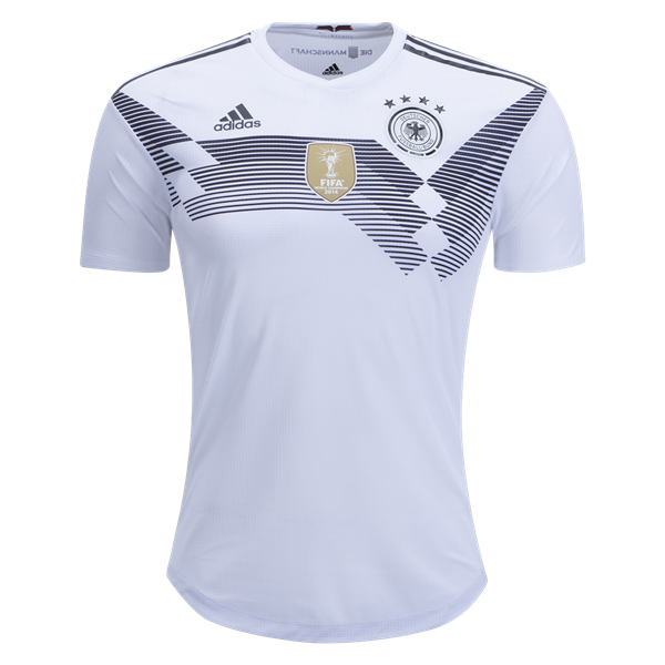 72c7c232c adidas Germany Authentic Home Jersey 2018