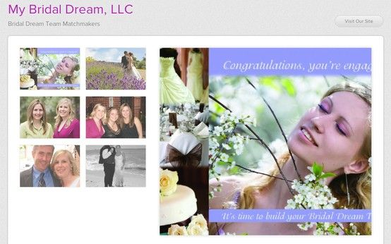 Based out of Manchester, New Hampshire - My Bridal Dreamu0027s company - company business profile
