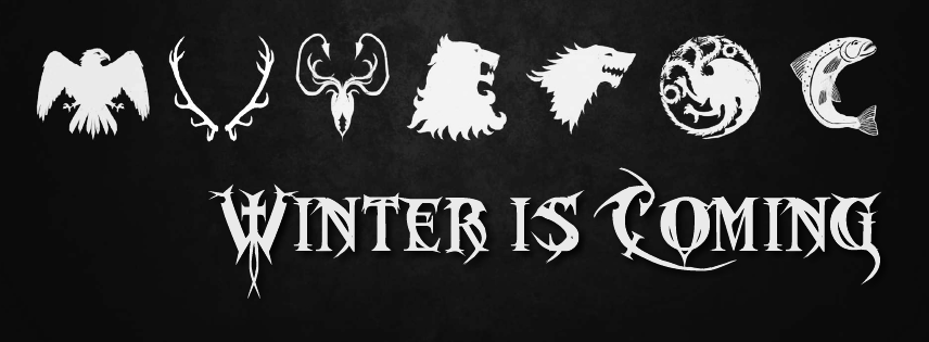 Facebook Cover Game Of Thrones Winter Is Coming June 21st 2017 Facebook Cover Game Of Thrones Cover Game Of Thrones Facebook