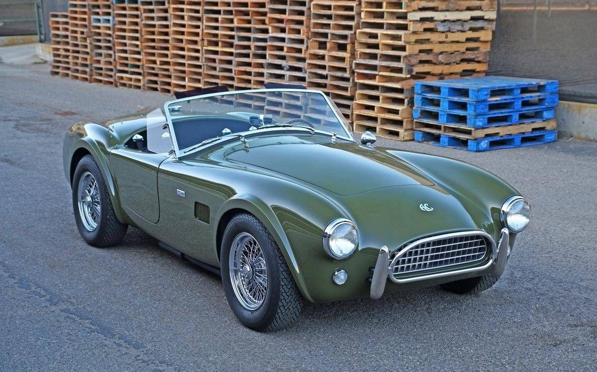 Looking for a ERA 289 Cobra FIA or slabside - Club Cobra