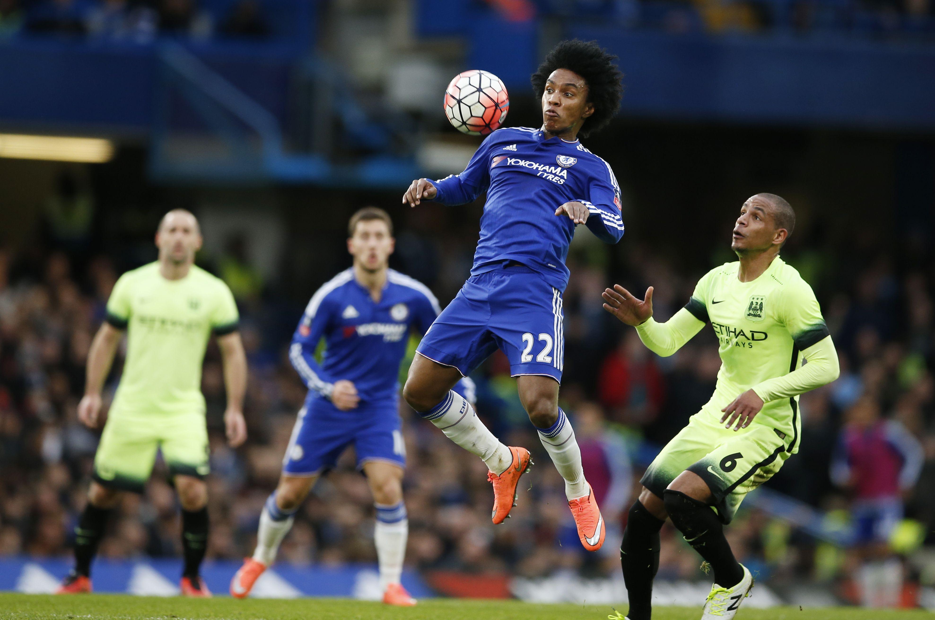 Chelsea oferece R$ 670 mil por semana para renovar com Willian #globoesporte