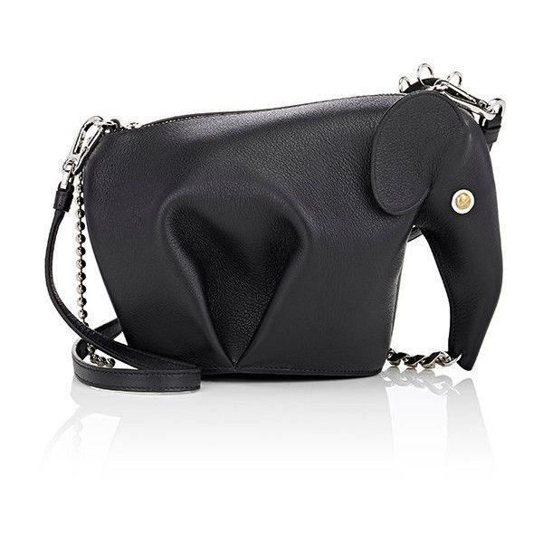 LOEWE Punk Elephant Mini-Bag ($1,550) ❤ liked on Polyvore ...