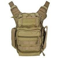 Hunting Backpacks - Pin it! :) Follow us :)) zCamping.com is your Camping Product Gallery ;) CLICK IMAGE TWICE for Pricing and Info :) SEE A LARGER SELECTION of hunting backpacks and bags at http://zcamping.com/category/camping-categories/camping-backpacks/hunting-backpacks-and-bags/ - hunting, bags, camping, backpacks, camping gear, camp supplies - VISM by NcStar PVC First Responders Utility Bag/Tan « zCamping.com