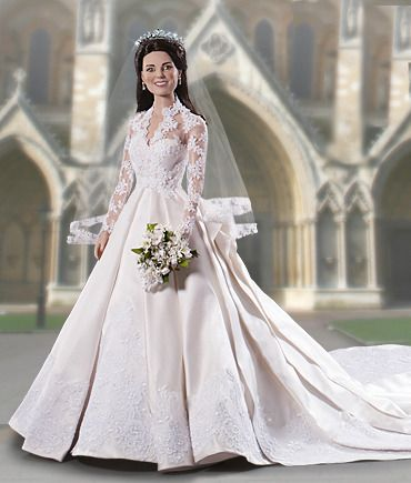 "Franklin Mint ""Kate Middleton"""
