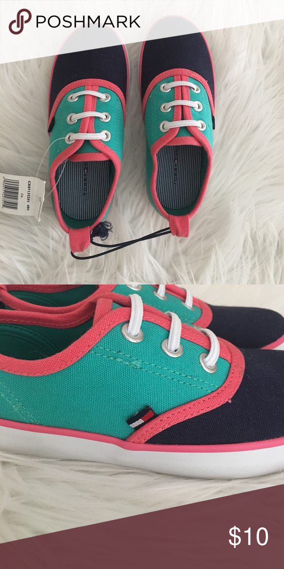 f2d6976f608770 Toddler girl shoes Size 9 toddler girl Tommy Hilfiger shoes. New with tags! Tommy  Hilfiger Shoes Sneakers