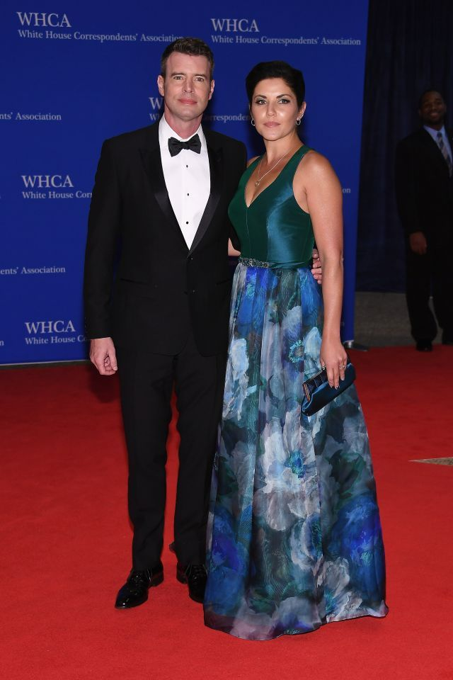 <p>Actors Scott Foley and Marika Dominczyk attend the 102nd White House Correspondents' Association Dinner on April 30, 2016 in Washington, DC. (Photo: Larry Busacca/Getty Images)</p>