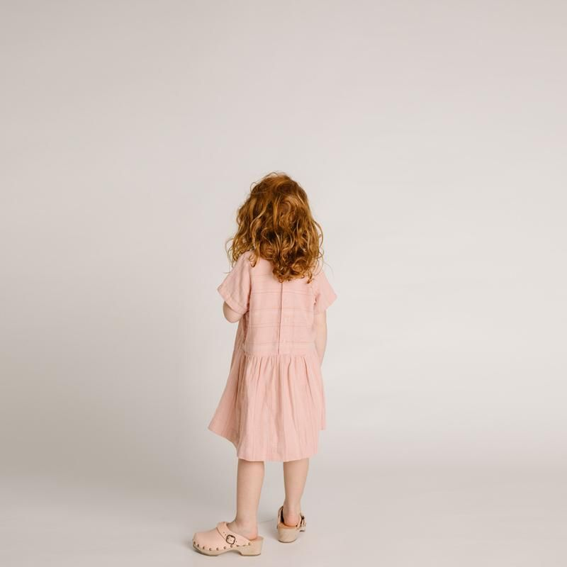 e2397638e Clover Toddler Dress - Rose Stripe t doesn't get softer, more versatile,