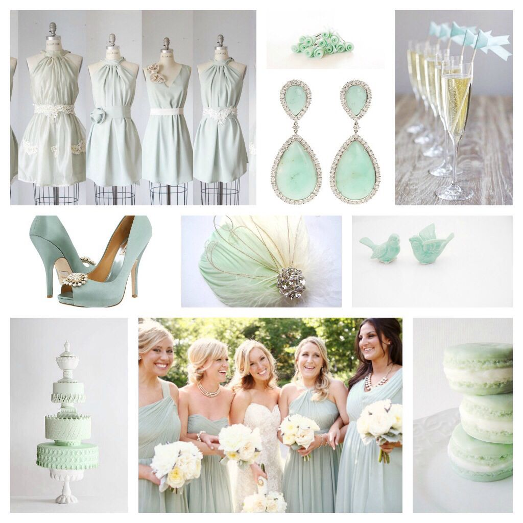 Bridal wear | Mint Things | Pinterest