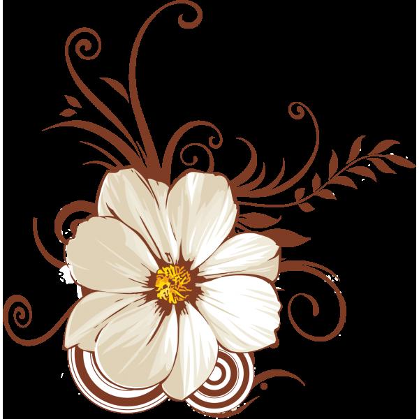 R sultat de recherche d 39 images pour dessin de fleur de cerisier broderie tattoo designs - Fleurs en dessins ...