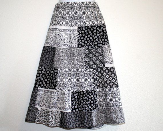 scrappy skirts... <3
