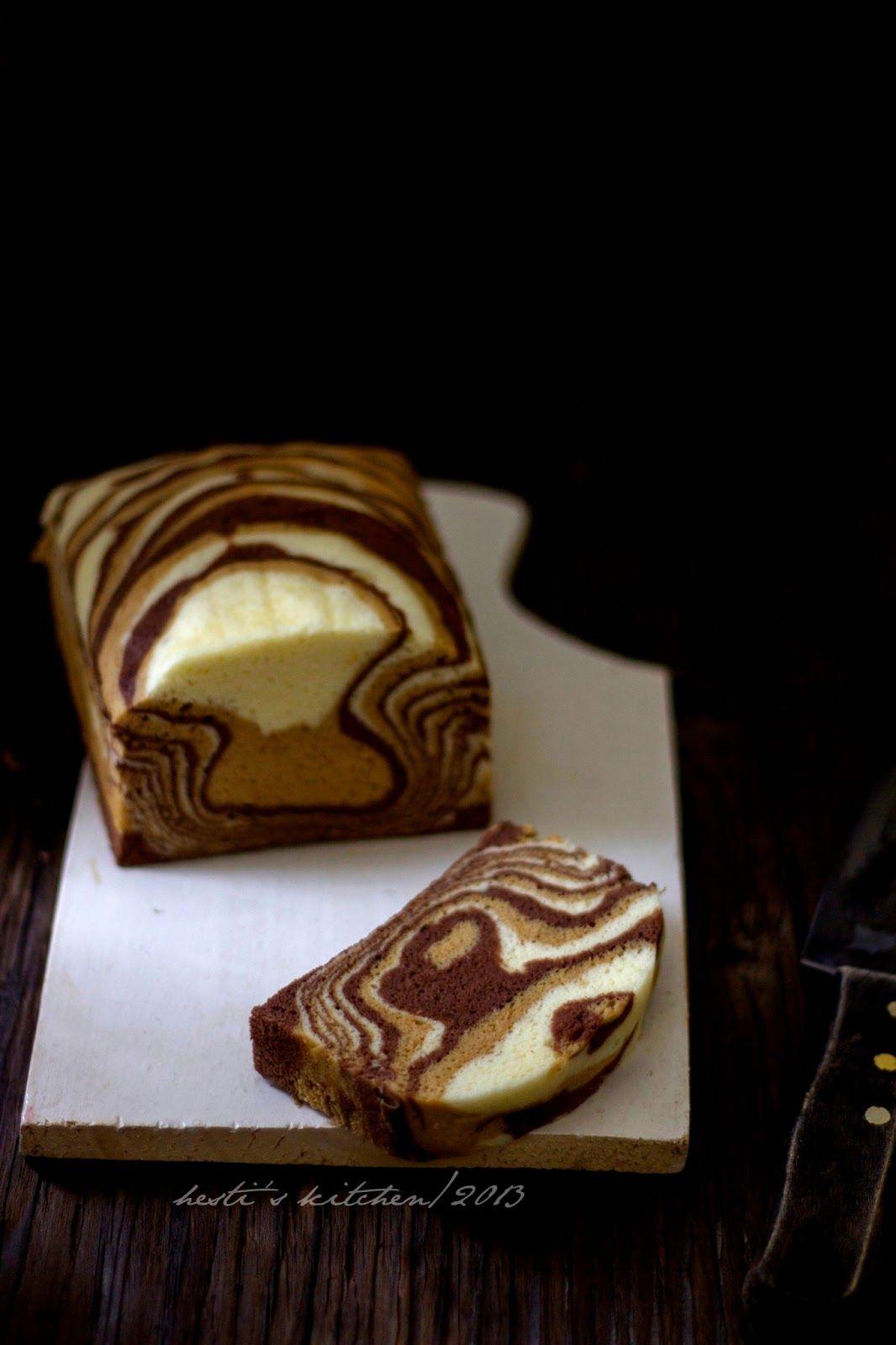 Hesti S Kitchen Yummy For Your Tummy Zebra Kukus Putih Telur Zebra Cake Cake Recipes Steamed Cake