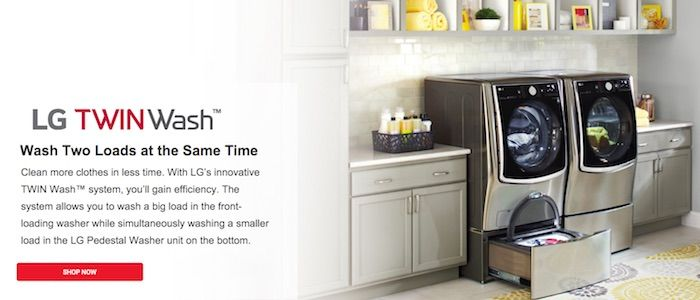 How To Save Time And Enjoy Spring House Cleaning With Lg Hhgregg