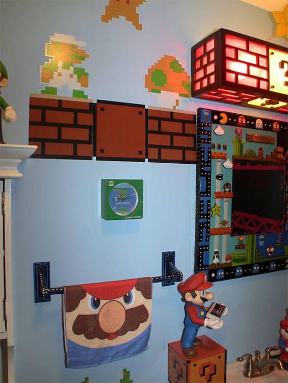 Toilettes Jeux vidéo