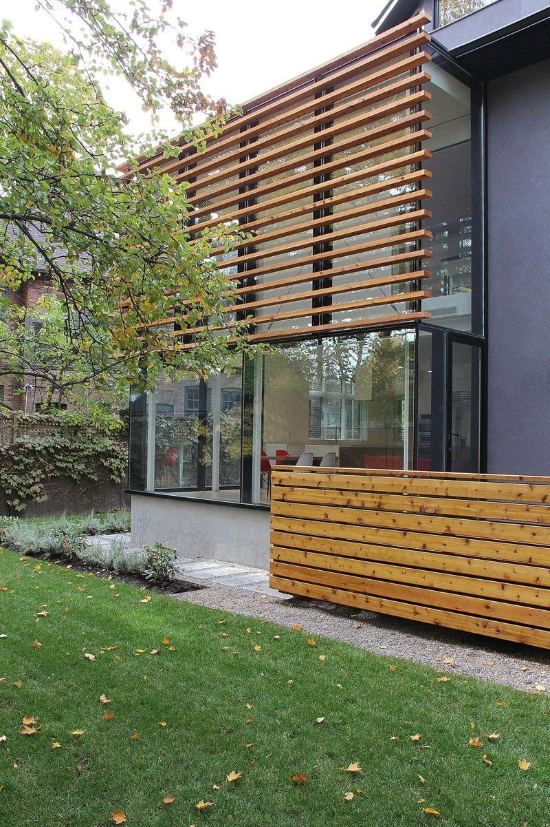 Edwardian Home in Toronto Features a New Addition