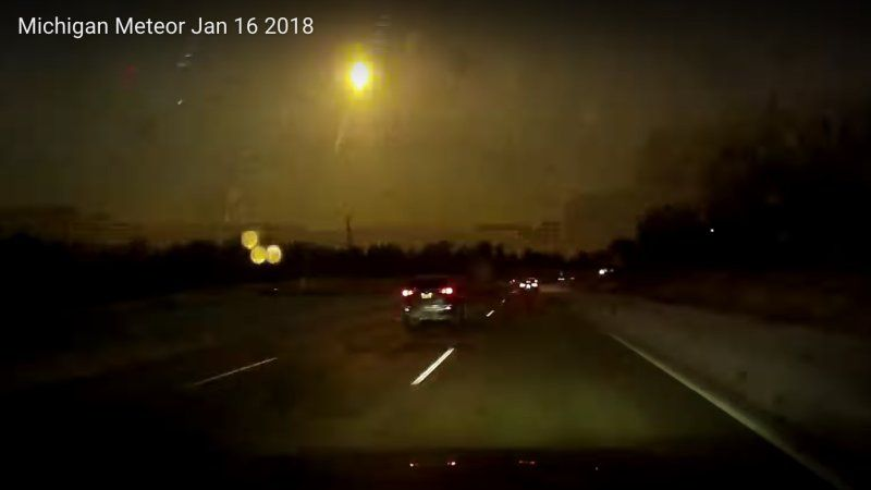 Michigan Meteor Seen And Heard Across The Midwest With Images Car Insurance Online Car Insurance Mercury Insurance
