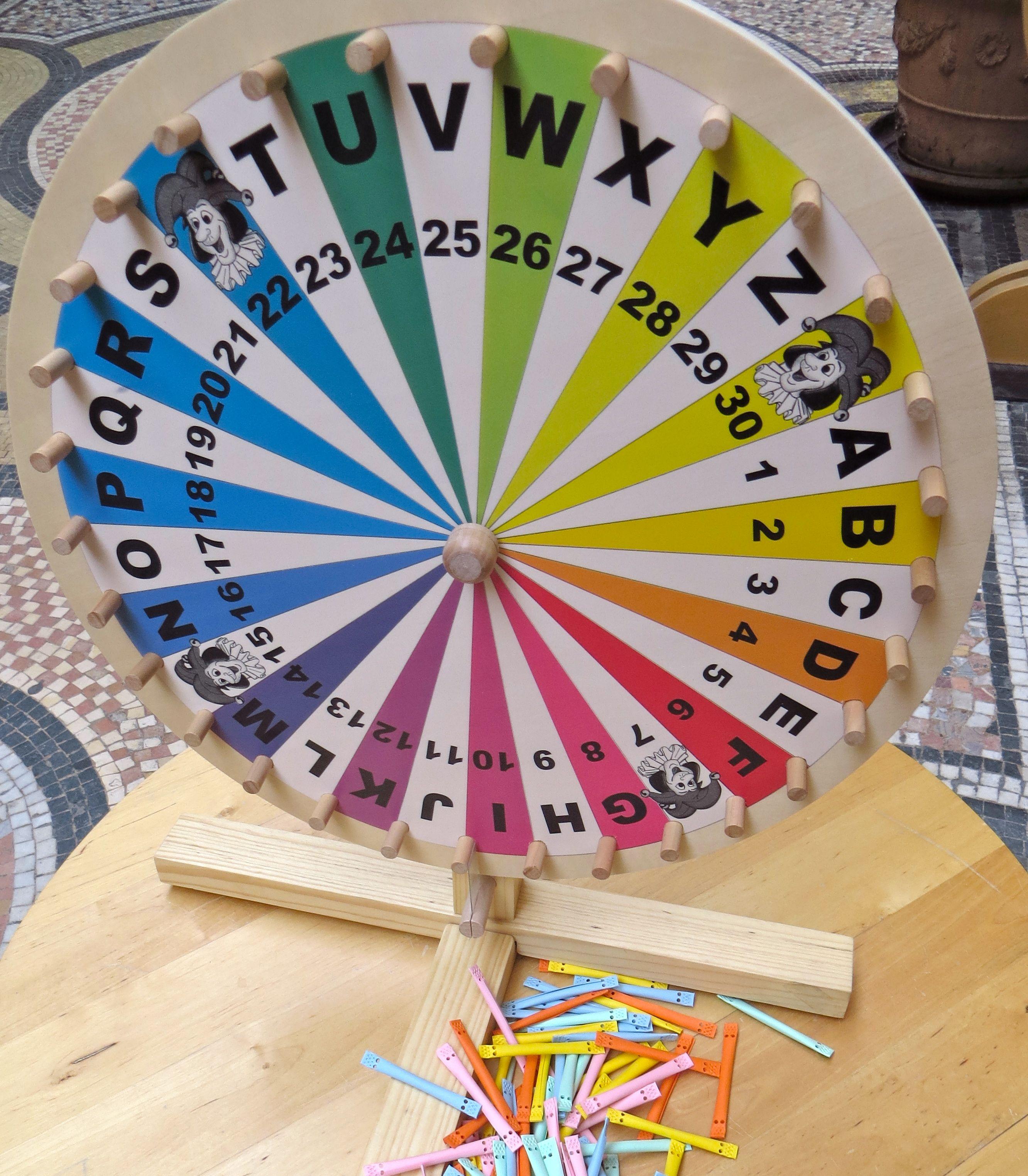 la roue de loterie jeux anniversaire enfants pinterest roue jeux anniversaire et jeu. Black Bedroom Furniture Sets. Home Design Ideas