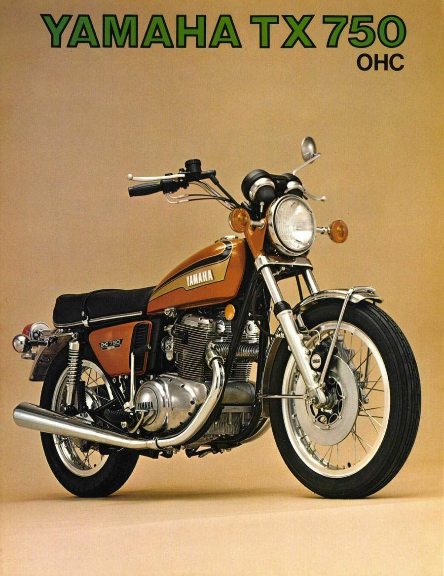 yamaha tx750 four 1972 motorr der pinterest motorr der 70 jahre und privat. Black Bedroom Furniture Sets. Home Design Ideas