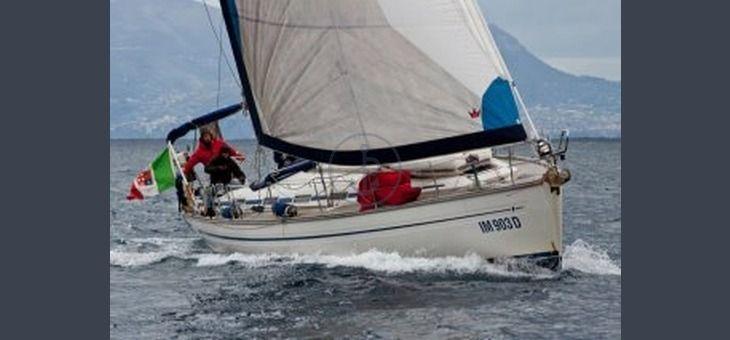Noleggio barca a Vela Bavaria 44 a Mergellina (Napoli). 4 ...