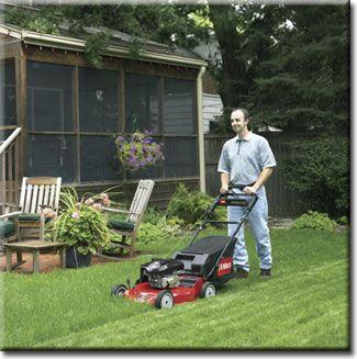 toro lawn mower repair manual