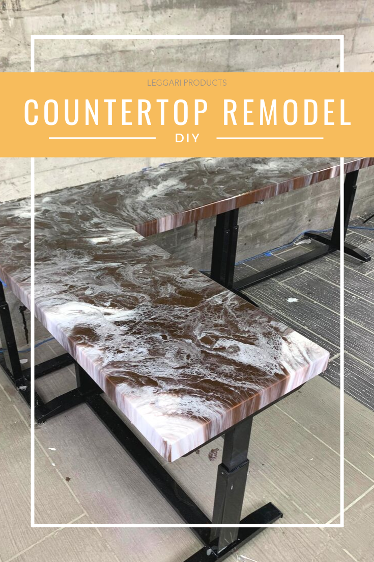 Epoxy Countertop Ideas You Can Get A Look That S Perfect For Your