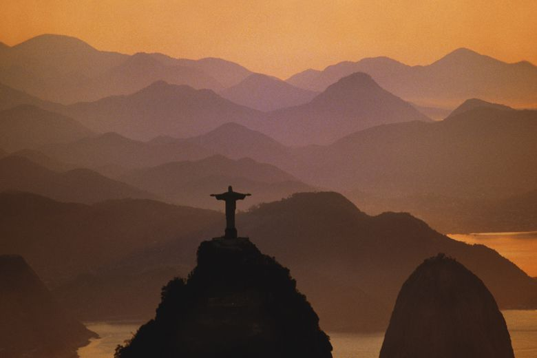 Cristo Nas Montanhas 1