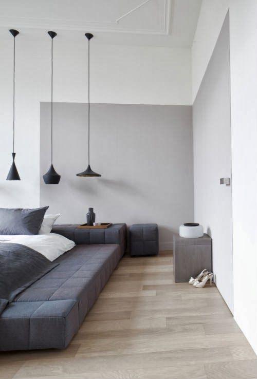 Remy Meijers Gespür für Grau   Pinterest   Graues schlafzimmer ...
