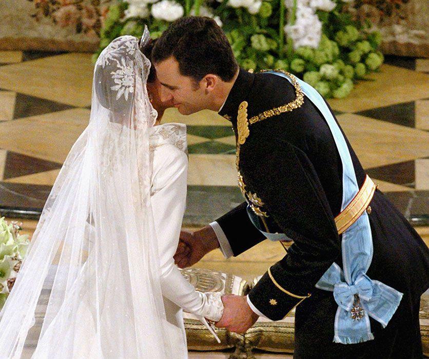 Prince Felipe and Princess Letizia\'s wedding | Princess letizia ...