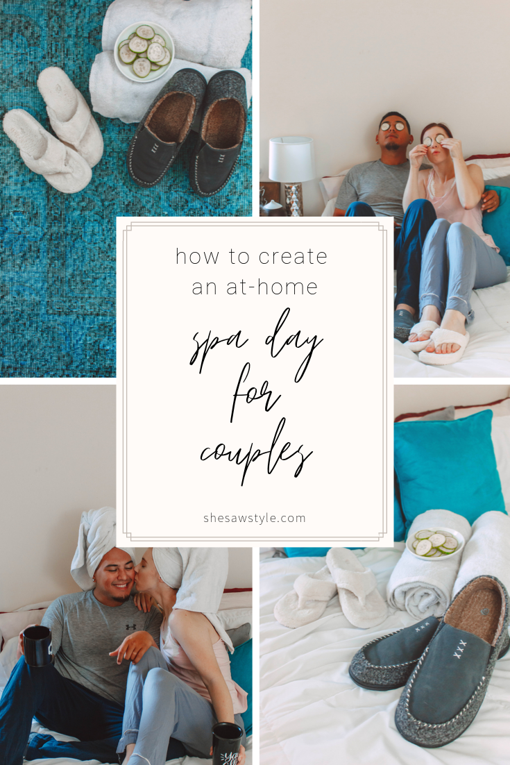 How To Create An At Home Spa Day For Couples The Espresso Edition Spa Day At Home Diy Spa Day Home Spa