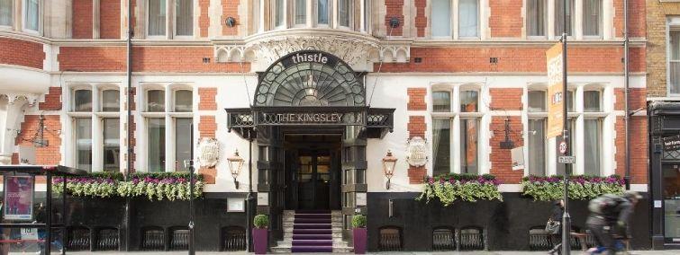 Holborn Hotel Hotels Near Station Thistle