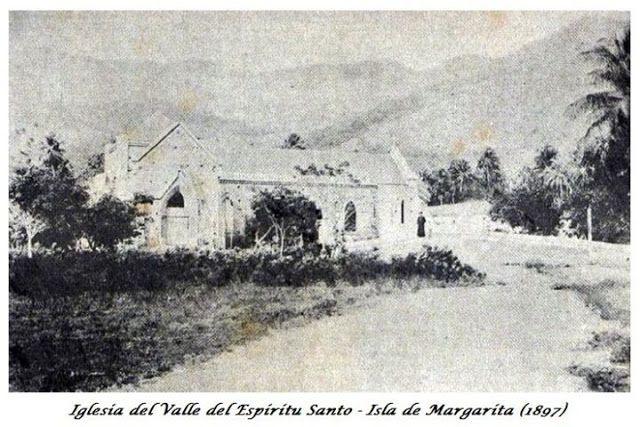 Las 7 fotografías antiguas muy encantadoras de la Iglesia Virgen del Valle   El Navegao