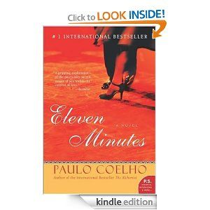 Eleven Minutes Paulo Coelho Paulo Coelho Books Eleven Minutes
