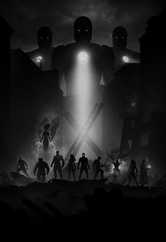 """Post """"MARKO MANEV: SUPERHÉROE NOIR"""". Breve muestra de su trabajo sobre superhéroes => http://bit.ly/28VUtb7 #MarkoManev #Ilustración #Cómic"""
