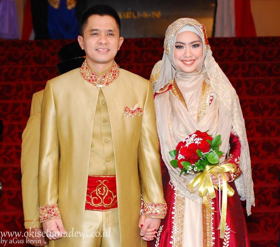 Indonesia islamic wedding Gaun perkawinan, Pengantin, Gaun