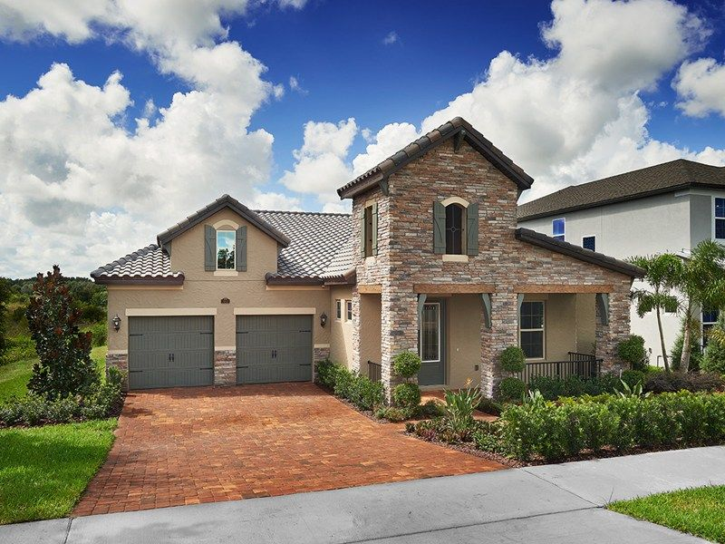 Twinwaters in Winter Garden, FL, now available for showing