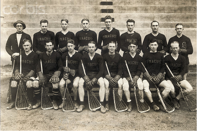 Syracuse Varsity Lacrosse Tradition Syracuse university