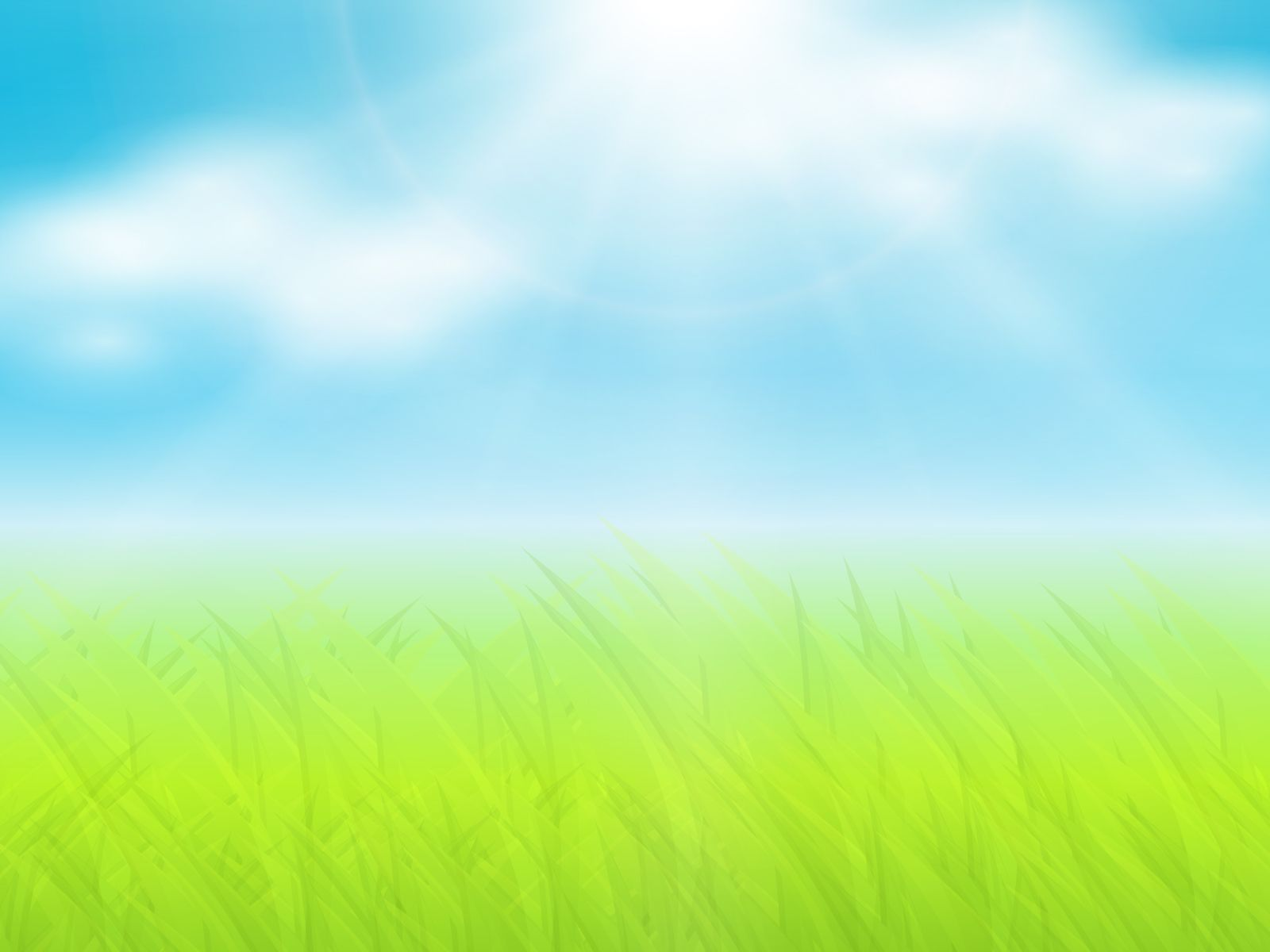 Grass And Sun Ppt Nature Colors Yellow Green Blue White Design Powerpoint Backgrounds Background Nature Iphone Wallpaper Wolf