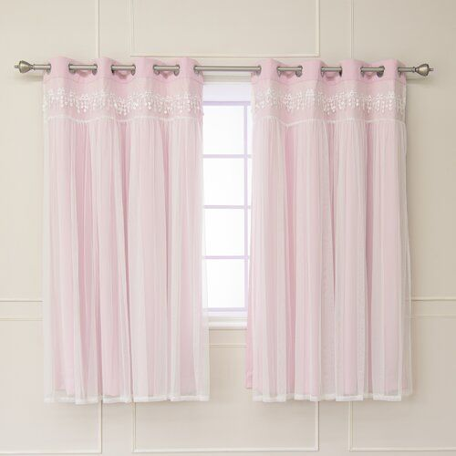 Garren 52 4 Quot Square Arm Loveseat Drapes Curtains Panel