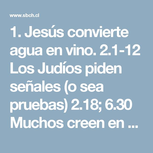 Pin En Biblia