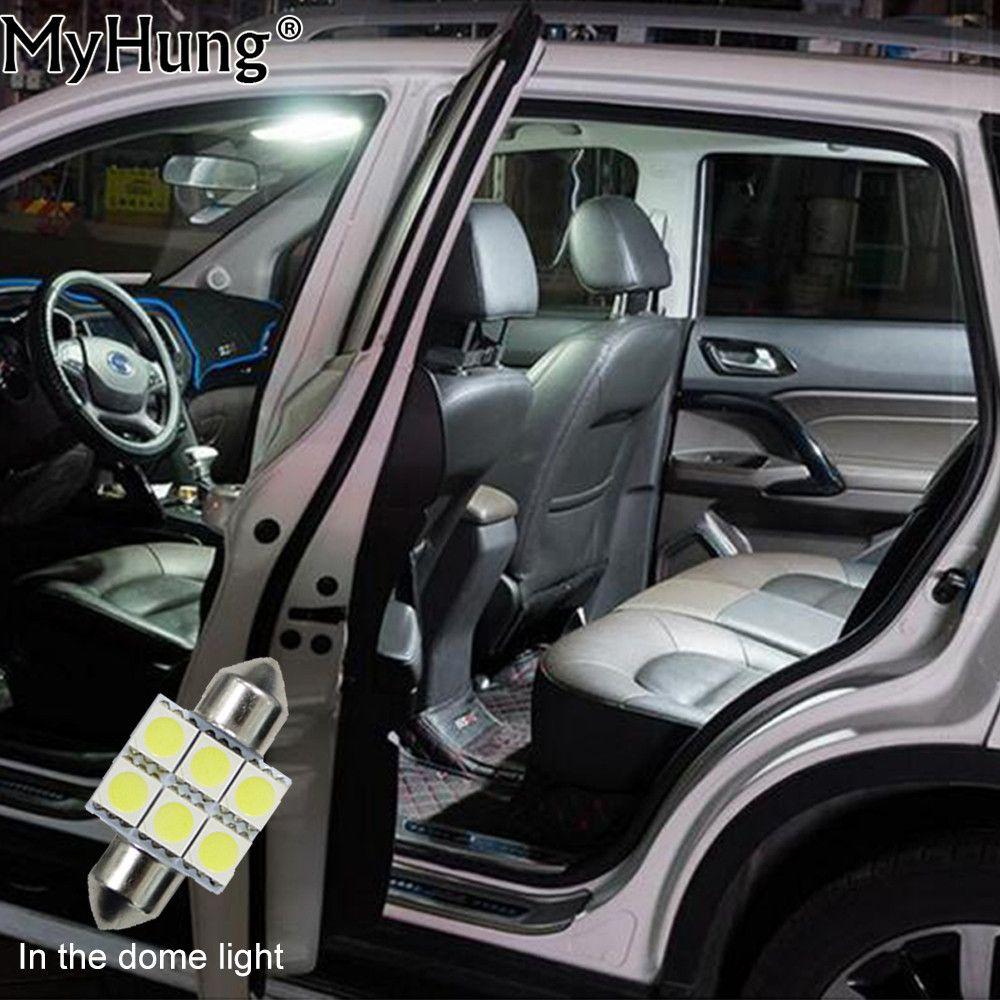 For Suzuki Auto Convenience Bulbs Car Led Headlight C10w W5w