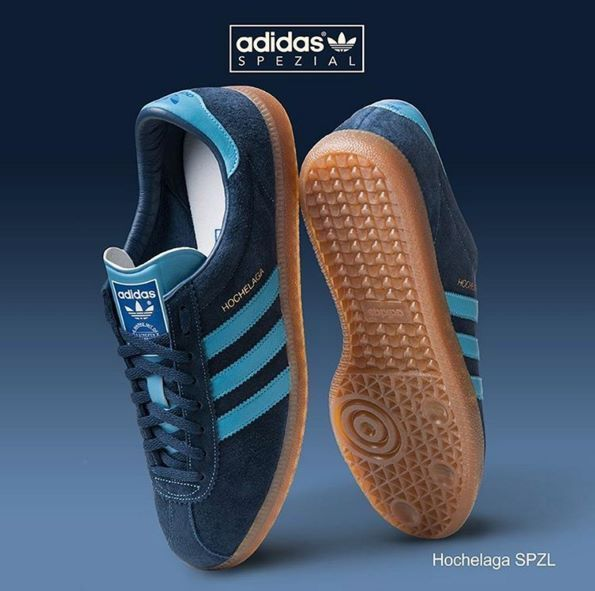 detailed look 466d7 1b6b6 FEET Adidas Spezial Hochelaga