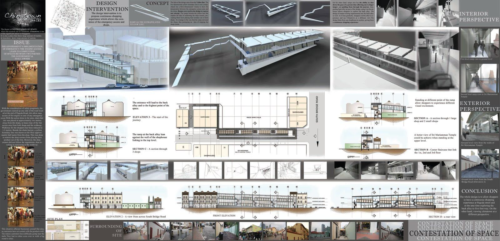 Architectural Design Boards