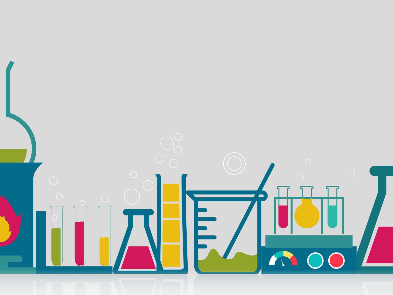 Free Science Laboratory PowerPoint Template | Med.Tech Nerdisms ...