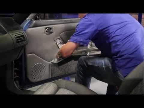 Mustang Door Panel Removal Video 87 93 Fox Body Mustang Fox Body Mustang Mustang Panel Doors