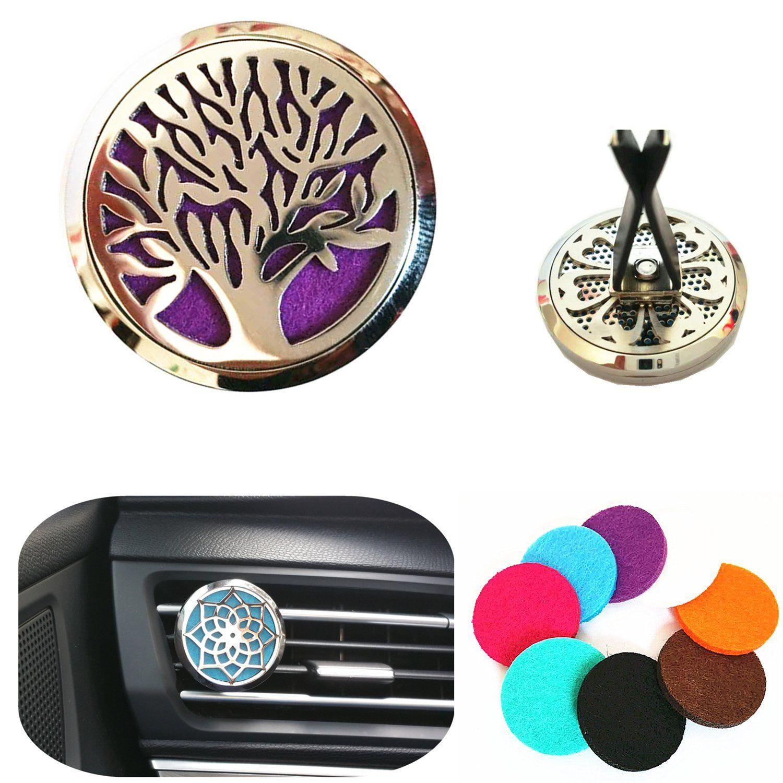 Premium Car Aromatherapy Essential Oil Diffuser, COSCOD
