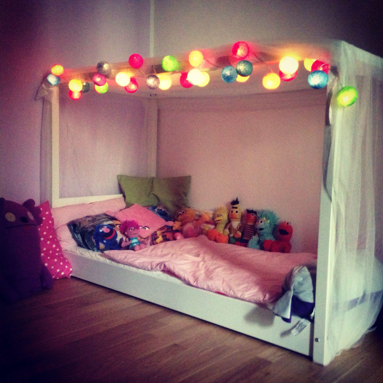 Floras New Bed Ikea Vre Bed Hack Floor Bed MONTESSORI