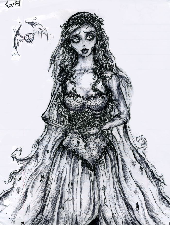 I want to try drawing her sometime! | diy art | Pinterest ...