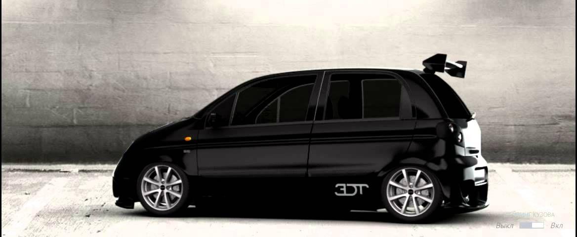 2016 Extreme Tuning Daewoo Matiz Hatchback 2000 Daewoo Car Nokia